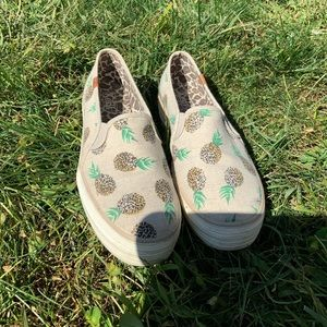 KEDS PINEAPPLES SHOES